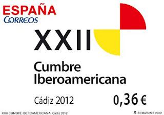 XXII CUMBRE IBEROAMERICANA CÁDIZ 2012