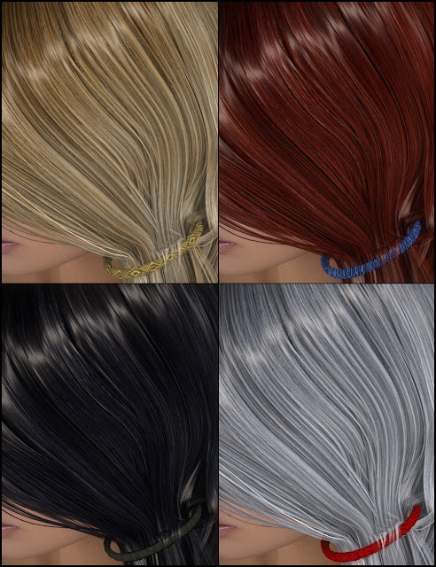 Colors for Envy Hair