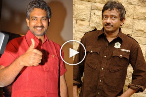 SS.Rajamouli on Twitter : RGV back with a BANG...?