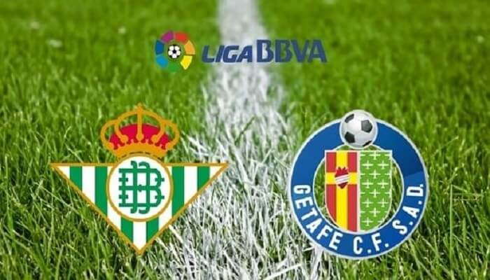 Ver Partido Real Betis vs Getafe ONLINE