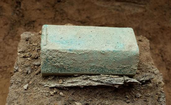 Misteriosa Caixa de prata de Jamestown nos EUA