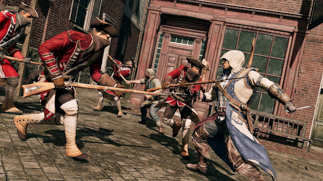 Assassin's Creed III Remastered PC