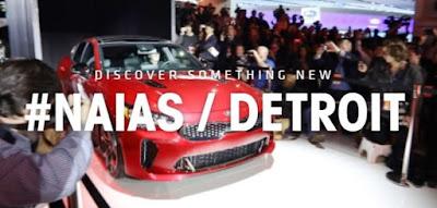 когда пройдет автосалон в Детройте за 2017 год