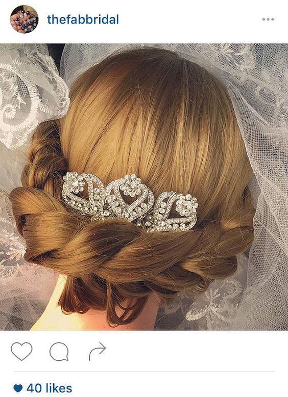 Great Bridal Headpieces!