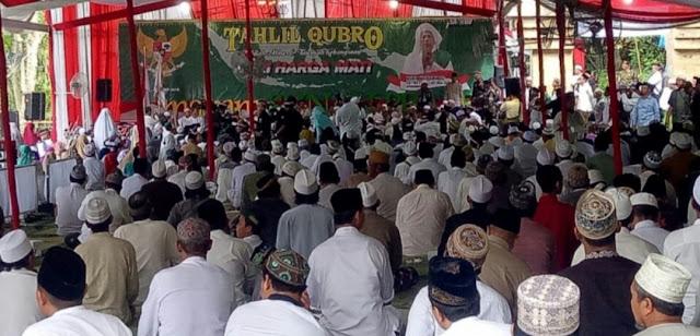 Habib Luthfi: Jagalah Indonesia, Jangan Kecewakan Ulama Terdahulu