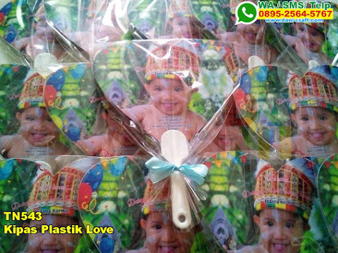 Toko Kipas Plastik Love