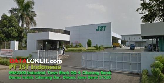 Loker Terbaru Via Pos PT JST Indonesia