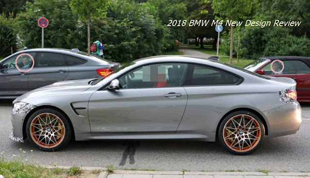 2018 BMW M4 New Design Review