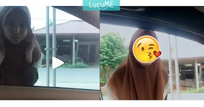 Video Cewek Cantik Bercermin di Mobil Ini Viral, Bikin Jantung Cowok Berdebar