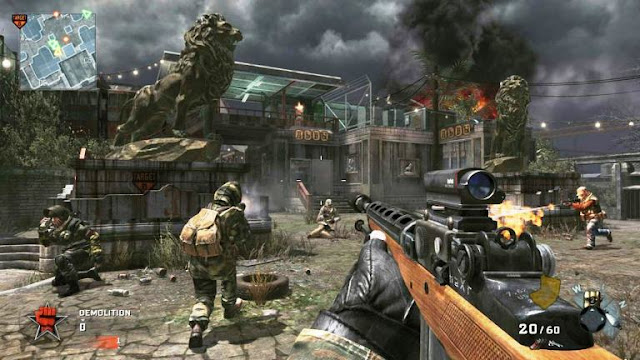 Download Call of Duty Black Ops II Full Version