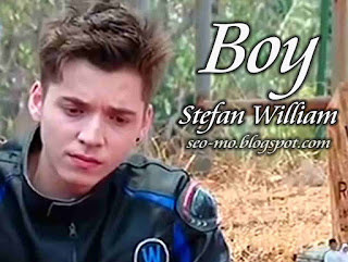 Foto Anak Jalanan Stefan William sebagai Boy