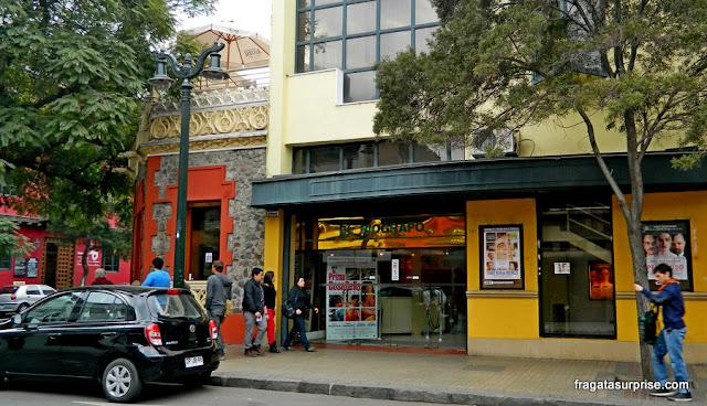 Bairro Lastarria, Santiago do Chile