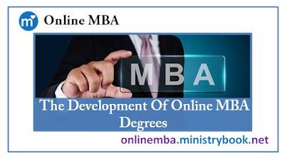 Online MBA Degrees