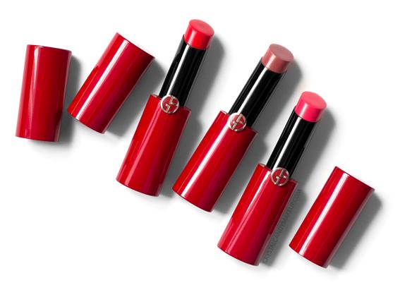 Giorgio Armani Ecstasy Shine Lipsticks