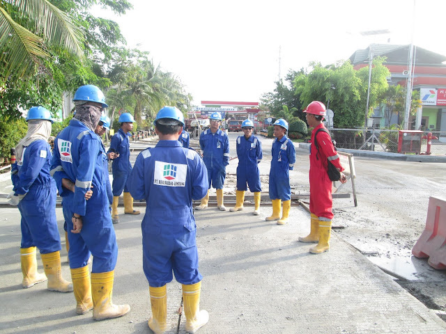bahan materi safety talk harian