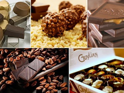 best chocolate brands in the world 2017