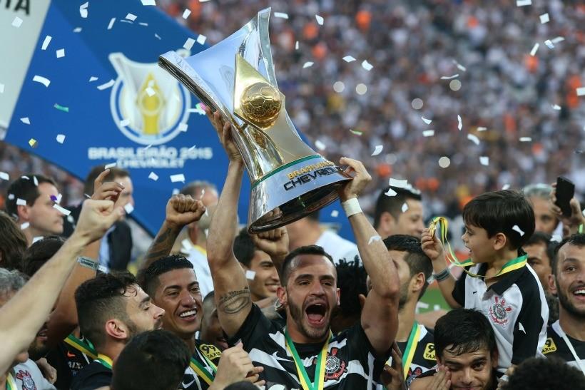 Vitória do Corinthians sobre o São Paulo marca alta audiência para Band e  Globo a68a294177