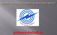 Delhi Transco Limited Recruitment