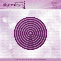 Divinity Designs LLC Custom Circles Dies