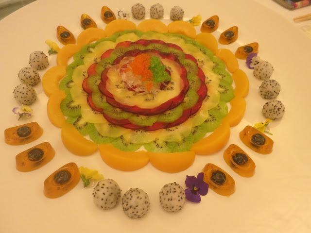迎春水果蔬菜鱼生