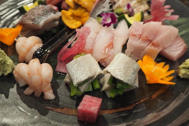 best sashimi platter singapore