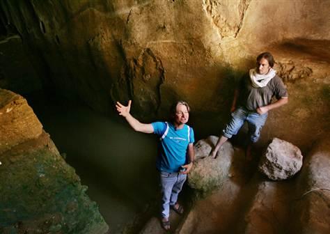 Cave of John the Baptist
