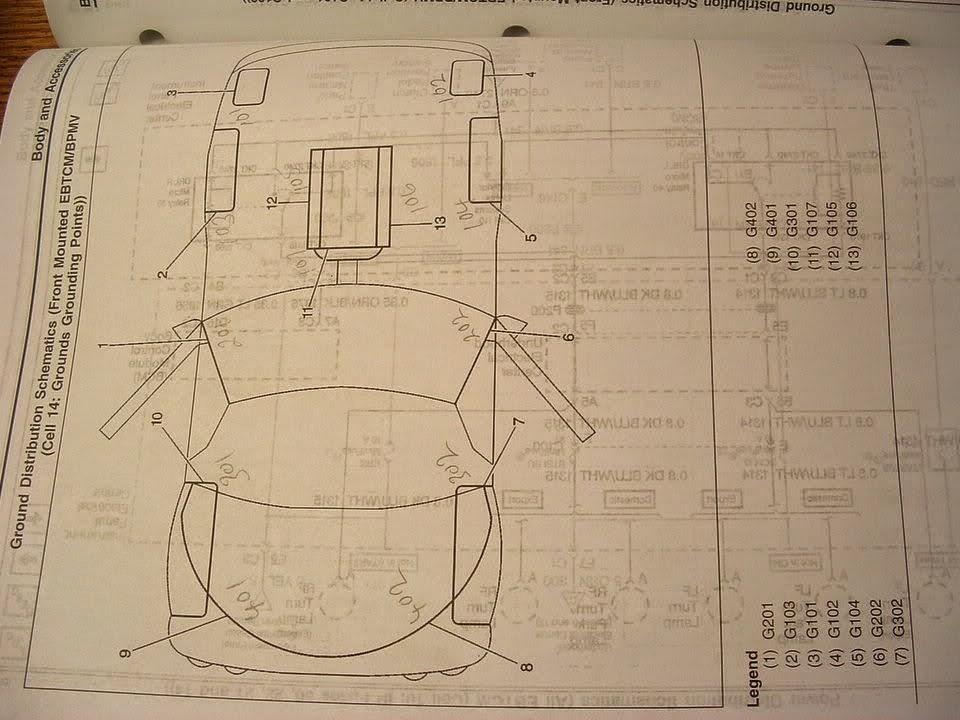 Electrical Information (Bill Curlee) | Chevrolet Corvette C5 (97-04)