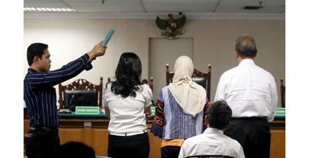Pengertian Saksi dan Syarat-syarat Menjadi Saksi