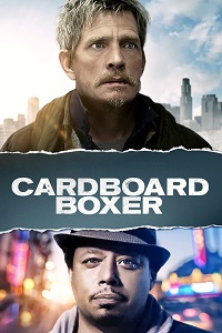 Poster Cardboard Boxer