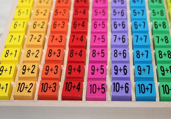 descriptif et test d'une table de calcul en bois