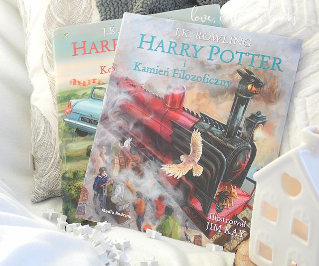 "86.""Harry Potter i kamień filozoficzny"" ""Harry Potter i komnata tajemnic"" J.K.Rowling"