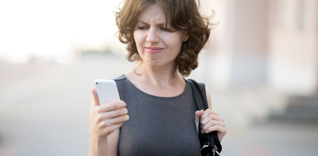 Online dating harassment