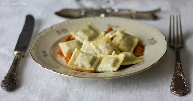 Ravioli fatti in casa ricetta