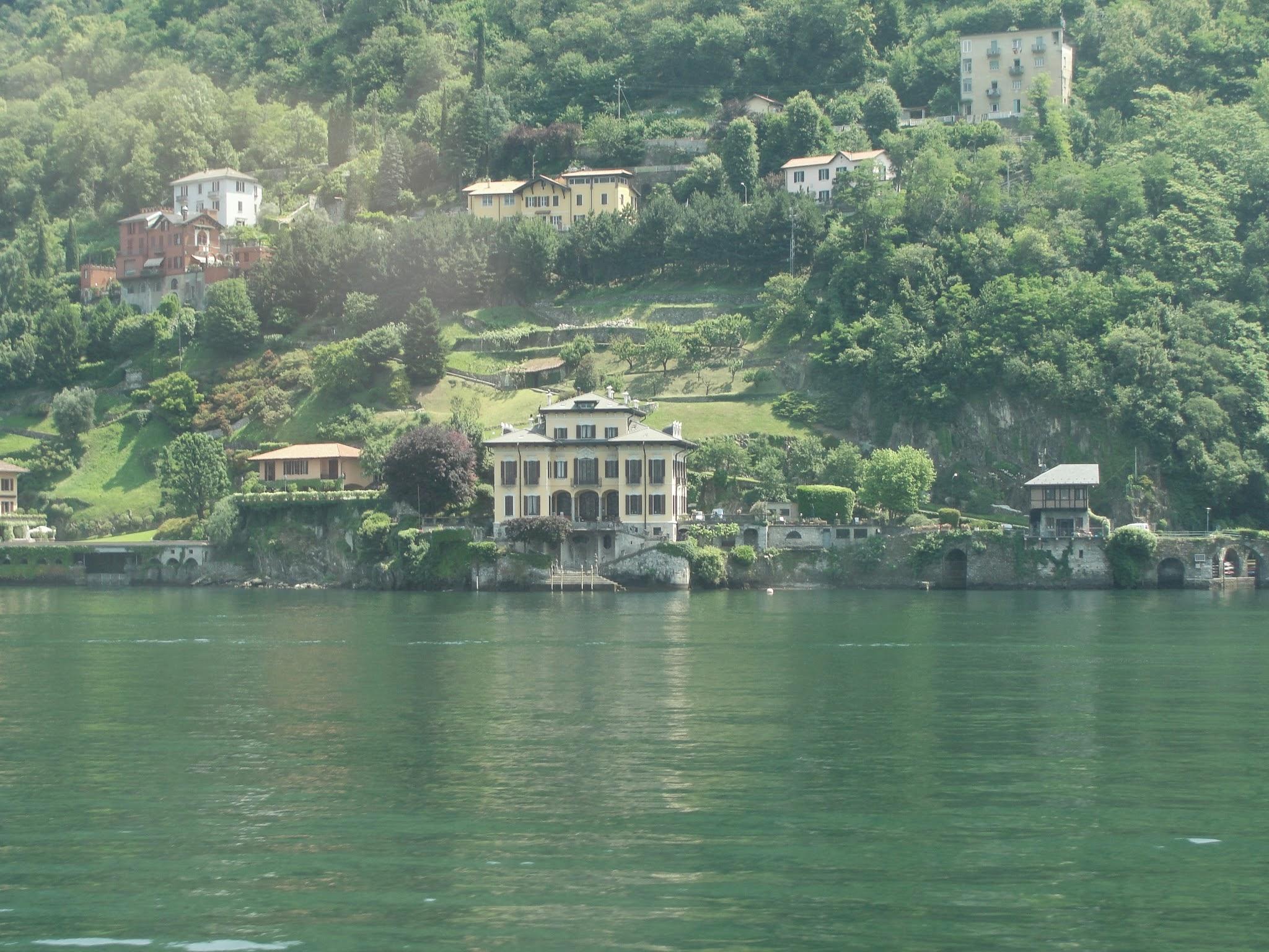 Passeio pelo Lago di Como, Itália