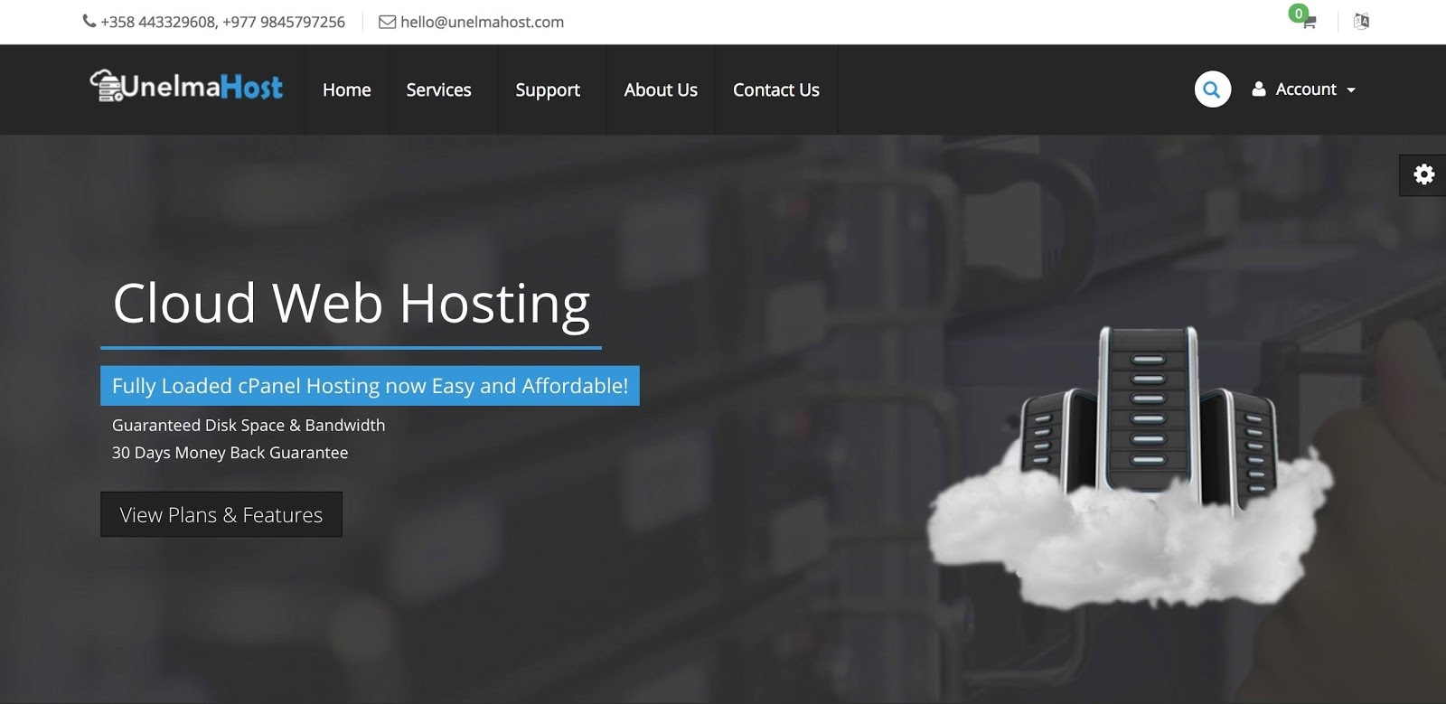 Unelma Platforms Launches Nepal's First Free Cloud Web