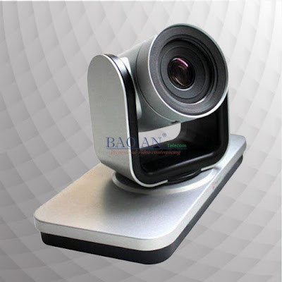 camera giải pháp hội nghị truyền hình Polycom đa điểm Group 500