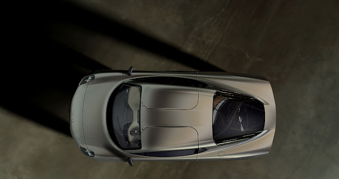 Riversimple Rasa overhead view