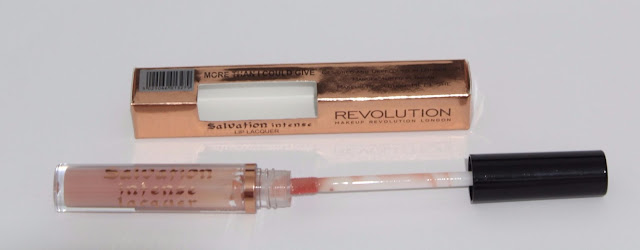 Makeup Revolution Salvation Intense Lip gloss