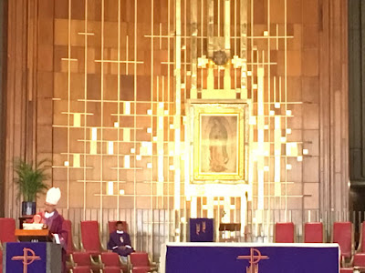 Testimonio de Mons. Giovanni Piccioli, Obispo Auxiliar de Guayaquil, en su peregrinación a México – Abril 2017.