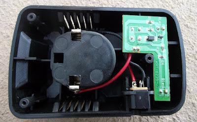 carregador de bateria da Parafusadeira furadeira Black & Decker CD121K50