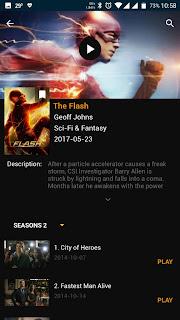 تحميل TEA TV V 8.6 لمشاهدة الافلام و المسلسلات,