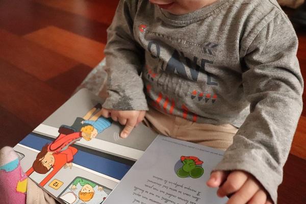 livre sonore pour bébé