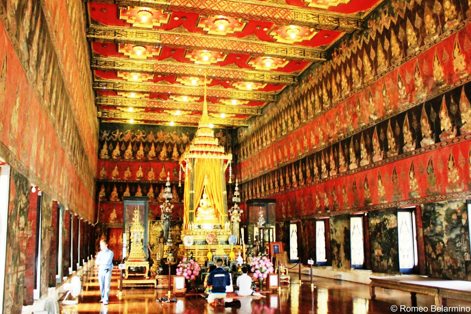 A First Glimpse Of Bangkok Thailand Travel The World