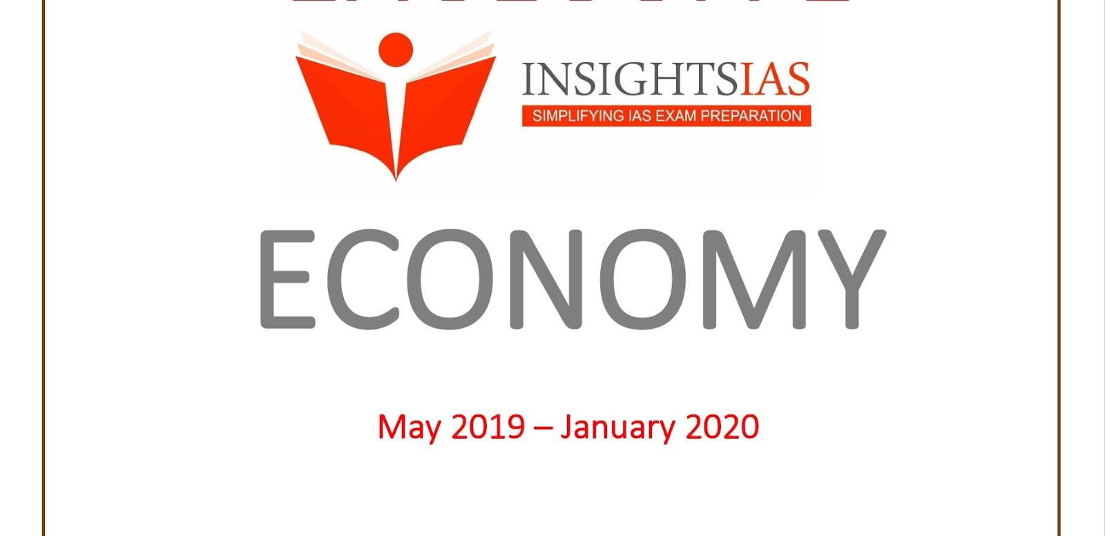 Insights IAS Economy