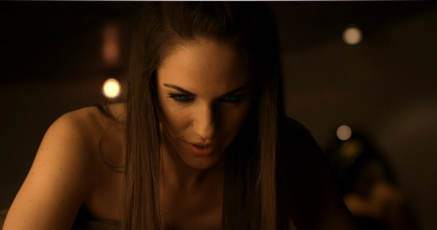 lost girl naked scene