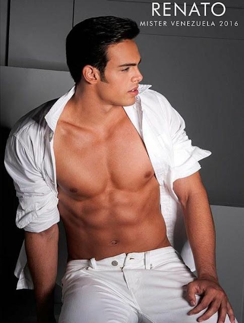 pose fotos modelo venezolano