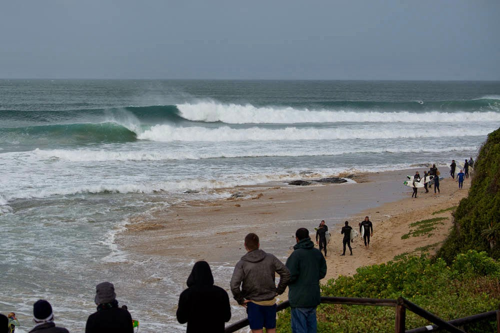 JBay Lineup Cleared