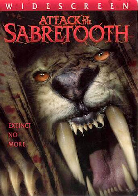 Sinopsis Film Attack of The Sabretooth (2005)