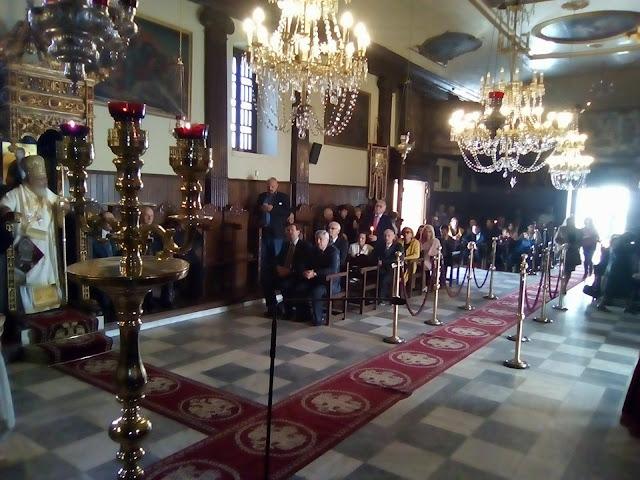 """Πρέβεζα: Κυριακή του Πάσχα - """"Εσπερινός της Αγάπης"""" & ανάγνωση του Ιερού Ευαγγελίου σε ξένες γλώσσες"""