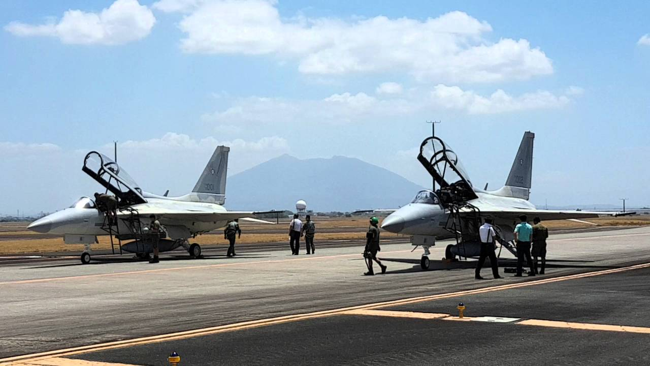 Philippines completed receiving FA-50PH aircraft 30